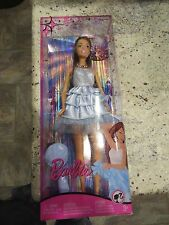 Barbie FASHION FEVER Doll Teresa 2008 N7469 Blue Dress NRFB rare Collectable New