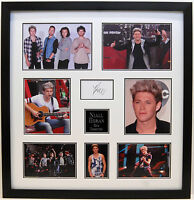 NIALL HORAN Signed FRAMED Photo DISPLAY AFTAL Autograph COA 1D One Direction