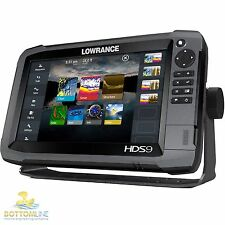 LOWRANCE HDS-9 TOUCH GEN3 - CHIRP Chartplotter / Fishfinder - With transducers