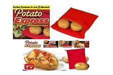 potato express - Housse cuisson rapide pomme de terre micro-ondes - Vu à la TV