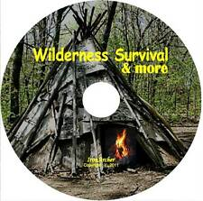 Wilderness Survival/Woodcraft Techniques & Medicine,Sniper / Videos & eBooks DVD