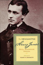 Horowitz, Floyd R The Uncollected Henry James: Newly Discovered Stories Very Goo