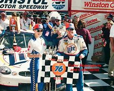 RUSTY WALLACE UNOCAL 76 BRISTOL VICTORY LANE NASCAR WINSTON CUP 1999 8X10 PHOTO