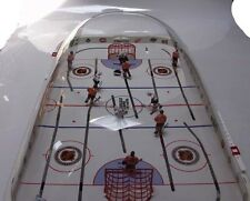 New RANGERS vs. CANADIANS Bubble DOME Table HOCKEY Game STIGA Hand-Painted Teams
