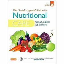 The Dental Hygienist's Guide to Nutritional Care by Judi Ratliff Davis and...