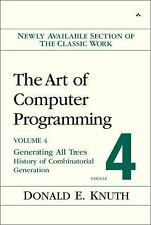 Art of Computer Programming, Volume 4, Fascicle 4,The: Generating All -ExLibrary