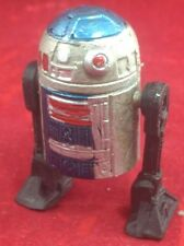 """VINTAGE,STAR WARS,ANDROID R2-D2,(1,HARD PLASTIC,MEXICAN KO BOOTLEG TOY 3.3/4"""""""