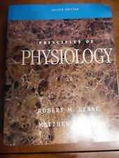 Principles of Physiology: Robert Berne & Mathew Levy (2nd edition 1995-96)