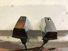 1973 1974 Dodge Charger Dart top of fender turn signal lamps