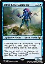 TALRAND, SKY SUMMONER Commander 2015 MTG Blue Creature — Merfolk Wizard Rare