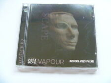 VAPOUR MODERN ATMOSPHERES WEST ONE RARE LIBRARY SOUNDS MUSIC CD