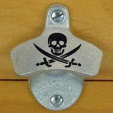 SKULL & SWORDS Pirate Starr X Stationary Bottle Opener