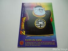 Carte originale Dragon Ball Z Fighting Cards N°70 / Panini 1999 BIRD STUDIO
