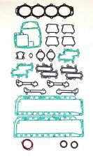 WSM Outboard Chrysler / Force 110-120 Hp 4 Cylinder Gasket Kit OE 27-809754A 1