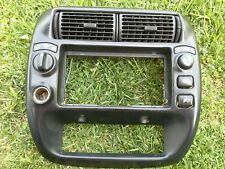 1995-2001 FORD EXPLORER 98-04 RANGER CENTER DASH RADIO TRIM BEZEL W/SWITCH&VENT