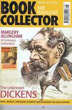 DICKENS / MARGERY ALLINGHAM Book Collector no. 242 May 2004