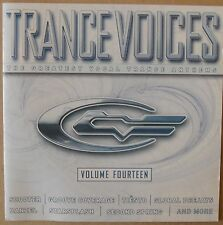 Trance Voices 14 - Danzel, Starsplash, Global Deejays u.a. - 2 CDs