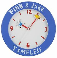 Adventure Time - Finn and Jake Wall Clock  *BRAND NEW*