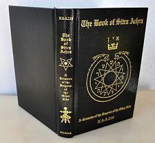 Book of Sitra Achra Satanic Qliphoth Grimoire Ixaxaar TOTBL Liber Falxifer OOP