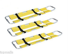Rescue Shovel stretcher ambulance hospital first aid bed aluminium alloy