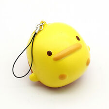 Crafts Squishy Yellow Duck Slow Rising Cream Odor Bread For Cake Phone Straps