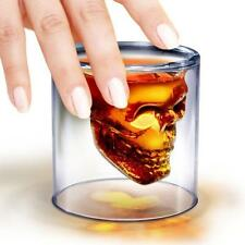 Conception de crâne Fred condamné shot glass