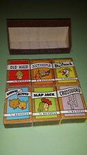 1930 s Russel Library of Games Big Little Book Card Games