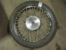 1969 amf harley 250 s282-1~ front wheel rim 18""