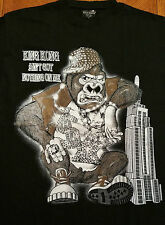King Kong Bling Bling  Men's Gold Series Graphic T-Shirt Size L  ON SALE!