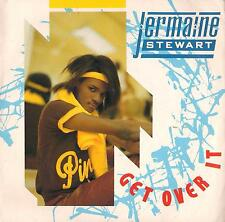 DISCO 45 Giri      Jermaine Stewart - Get Over It