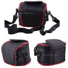 Camera Shoulder Waist Case Bag For Nikon Coolpix A900 DL18-50 DL24-85 B500