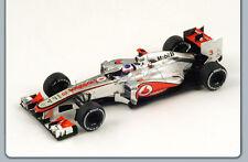 Spark S3049 -  MC LAREN MP4-27 n°3 1er GP F1 Brésil 2012 Jenson Button 1/43