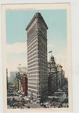 FLAT-IRON BUILDING, BROADWAY & FIFTH AVE AT 23RD ST, BY DETROIT OF NYC