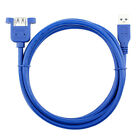 3M USB 3.0 Male to Female Port extension cable with screw hole USB3.0 AM to AF