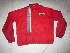 Vintage Air Force 50's Unitog AIRBORNE Mechanics Jacket Men's Sz Large Rare!