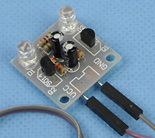 5MM LED Simple Flash Light Simple Flash Circuit DIY Kit