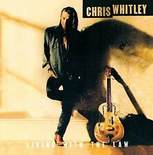 Living With The Law - Chris Whitley (2015, CD NEUF)