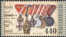 Hungary 2014 World War I/WWI/Medals/Honours/Military Decorations/Maps 1v n45436