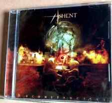 ASHENT / DECONSTRUCTIVE - CD (Finland 2009) SIGILLATO / SEALED