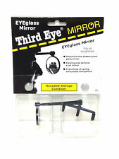THIRD EYE EYEGLASS GLASSES MIRROR BIKE BICYCLE RIDING 3RD NEW