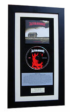 ALTER BRIDGE Fortress CLASSIC CD TOP QUALITY FRAMED+EXPRESS GLOBAL SHIPPING