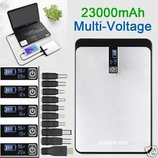23000mAh Power Bank USB External Charger For Cell Phone PC Laptop Dell Lenovo