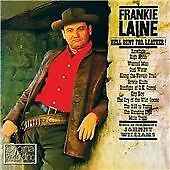 CD FRANKIE LAINE HELL BENT FOR LEATHER HIGH NOON MULE TRAIN RAWHIDE COOL WATER