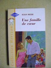 Livre de poche Une famille de coeur roman /T8