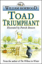 Toad Triumphant (Tales of the Willows),GOOD Book