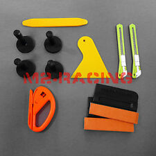 Car Wrap Vinyl Tools Kit Scratchfree Squeegee Razor Snitty Cutter 4 Magnets