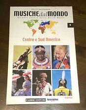 """Libri/Riviste/Giornali""""MUSICHE DAL MONDO CENTRO E SUD AMERICA ARGENTINA N°9"""""""