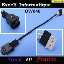 Connecteur alimentation dc power jack cable socket dw048 Sony vaio VPC-EG