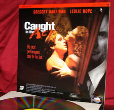 'CAUGHT IN THE ACT' - Late-Night Action on 12-Inch Laser Disc, C-O But VG