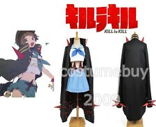 KILL la KILL Mako Mankanshoku Goku Uniform Dress Cosplay Costume Outfit Coat Set